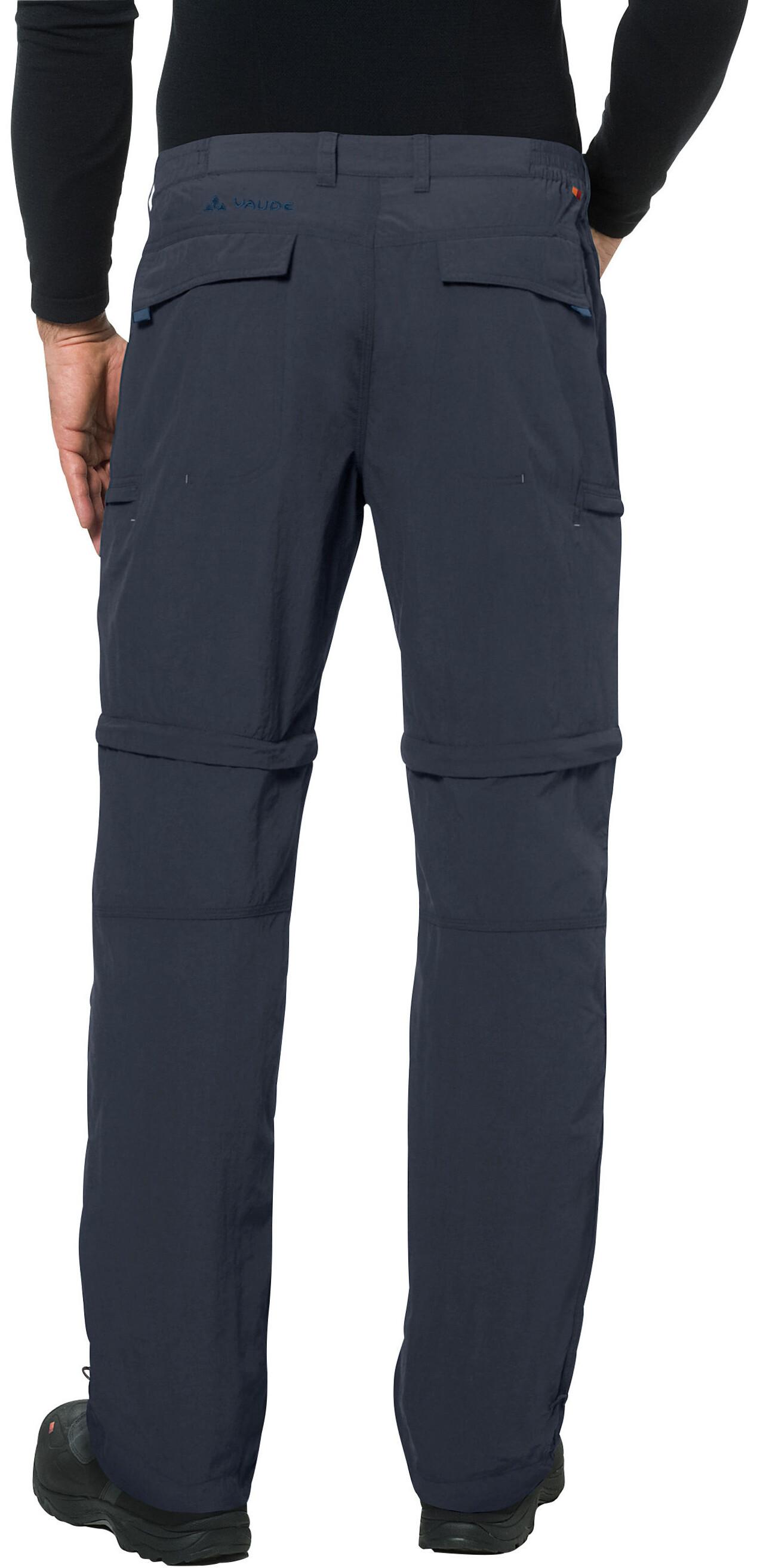 19cba5d3 VAUDE Farley IV ZO Pants short Men, eclipse | Find outdoortøj, sko ...